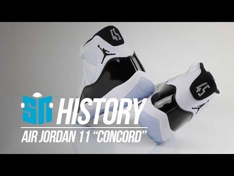 A Brief History on the Air Jordan 11