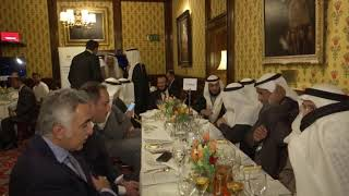 تكريم مجلس اللوردات البريطاني لرواد العمل الإنساني الكويتي