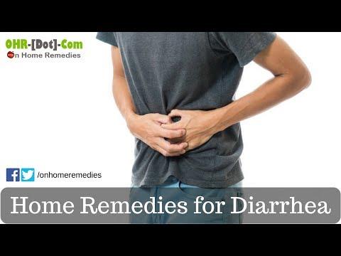 Home Remedies for Diarrhea (Natural Treatment)