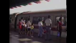 Trains In Singapore In 1992