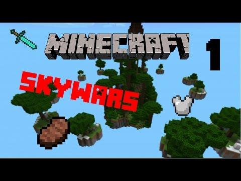 Minecraft   SKYWARS [1] -