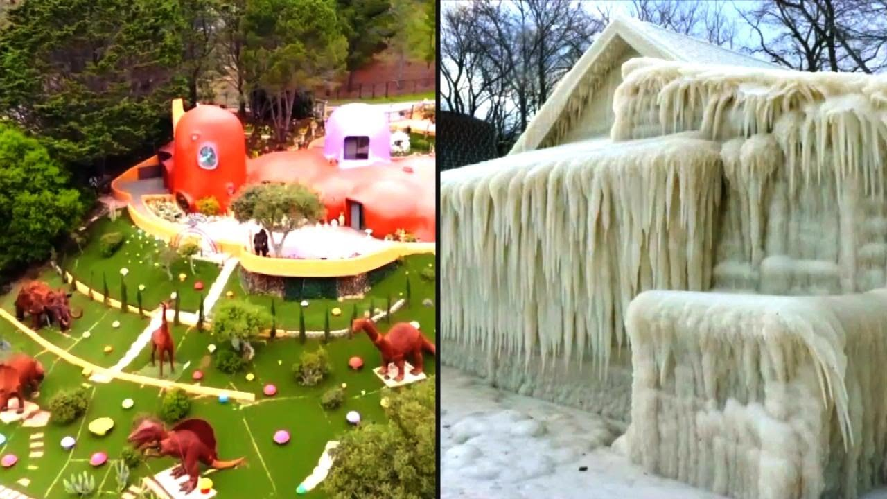 These Are the Most Insane Homes We've Ever Seen