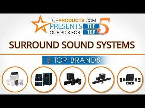 Best Surround Sound System Reviews 2017 – How to Choose the Best Surround Sound System