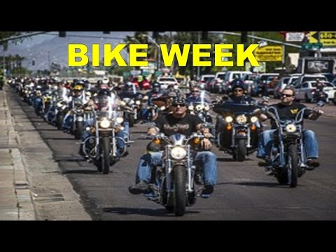 Cruise Through Bike Week 2016
