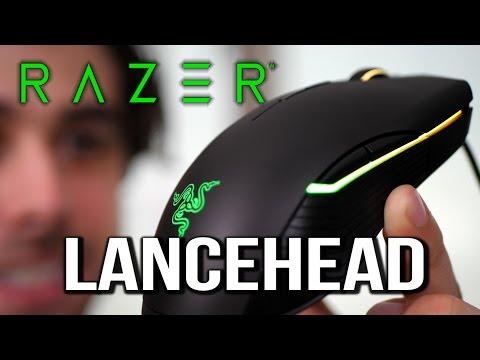 Razer Lancehead Review - Tournament Edition Mouse