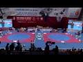 Kyorugi Competitions Men 58kg 68kg Women 67kg 67kg