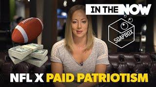 NFL X PAID PATRIOTISM