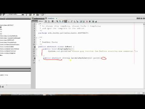 Java Design Pattern 2: Interface and Abstract Class