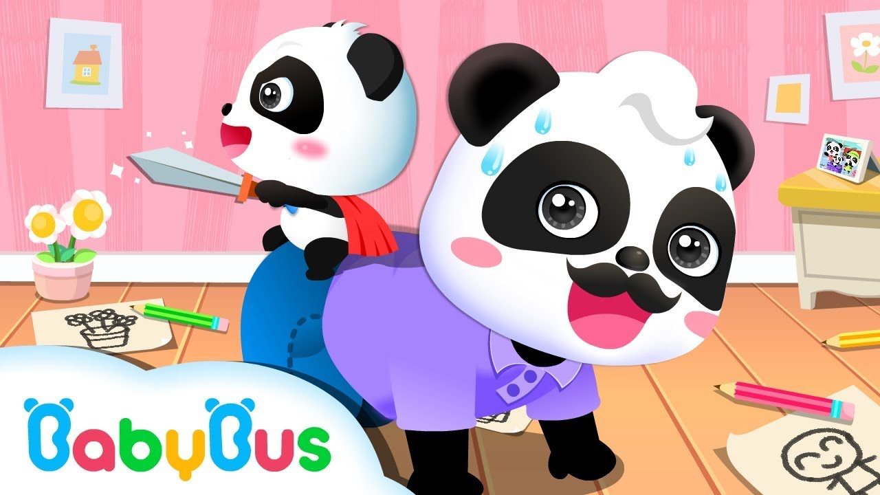 New!❤ Baby Panda Care 2 & More | Animation For Babies | BabyBus