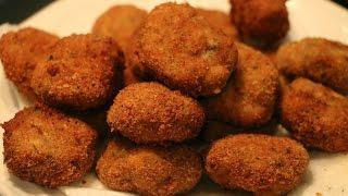 Homemade Chicken Nuggets/Ramadan Recipe