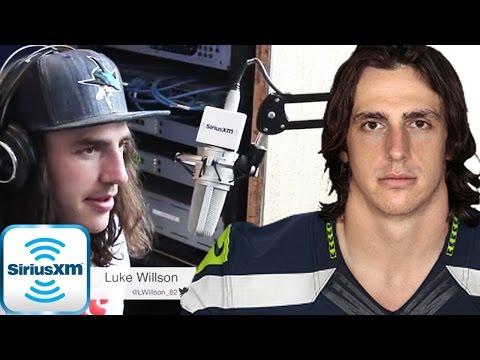 Seattle Seahawks Luke Willson Talks About The Draft & Superbowl Win