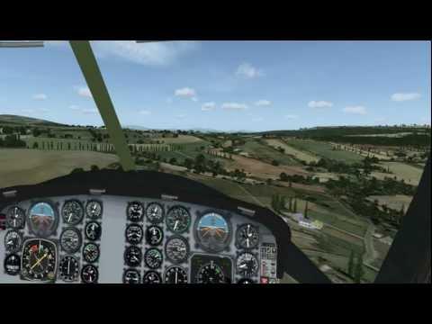 ✈ Flight Simulator X: Philippine Army Huey Helicopter