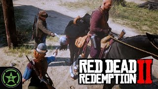 YOU STOLE MY BODY! - Red Dead Redemption 2: Online | Let