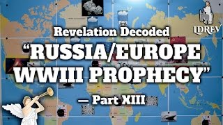 Russia/Europe EU WWIII War Prophecy News 2016 - Ezekiel 38 Gog/Magog and Earthquakes