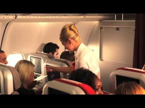 Virgin Atlantic's Best Ever Economy Meal Service!