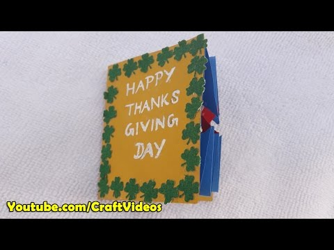 Teachers Day Greeting card ideas, How to make thank you cards, Thank you greeting cards that pop up