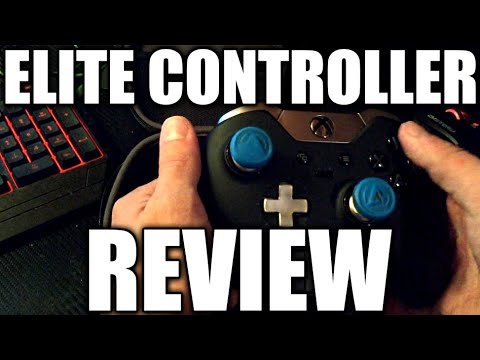 Xbox One Elite Controller Review (It's Worth The Money)