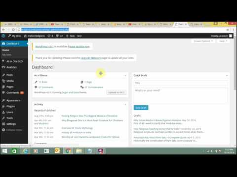 How To Add AdSense Ads On Wordpress Website Using Both Manually and Plugins
