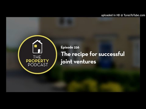 TPP226 The recipe for successful joint ventures