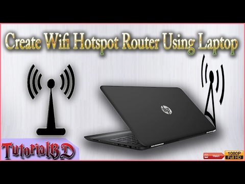 How to Create Wi-Fi Hotspot Using Your Windows PC Very Easily