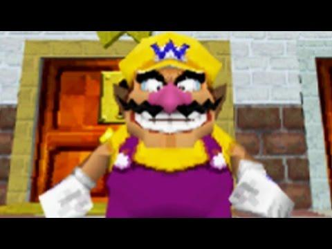 Super Mario 64 DS - 100% Walkthrough Part 16 - Saving Wario