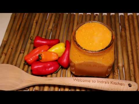 How to make hot pepper sauce -Episode 17