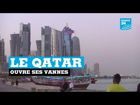 Le Qatar ouvre ses vannes