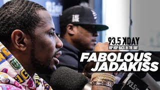 "Fabolous & Jadakiss talk ""Friday On Elm Street"", Favorite West Coast Artist, And More!"