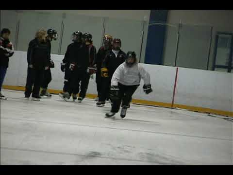 Speed Skating expertise helps Hockey Players: