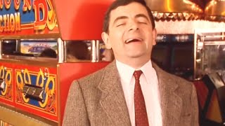Coin Game | Funny Clip | Classic Mr. Bean