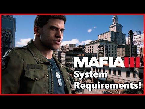 Mafia 3 - System Requirements PC | Mafia III