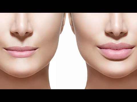 Fuller Lips Without Surgery - Luscious Lips
