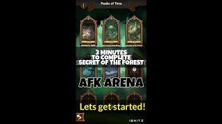AFK Arena - Upgrading Ascended Brutus & Khasos both to 1 star for