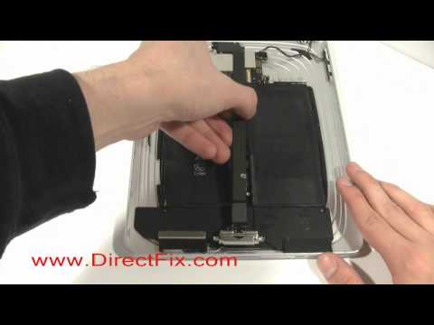 How To: Replace iPad Battery
