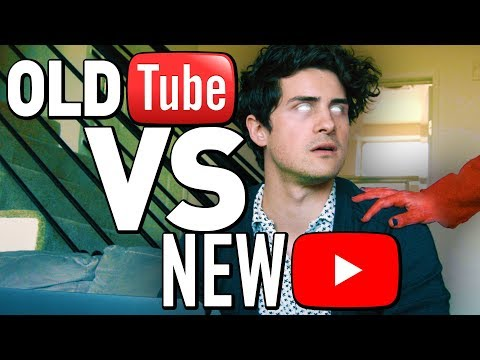 OLD YOUTUBERS vs NEW YOUTUBERS