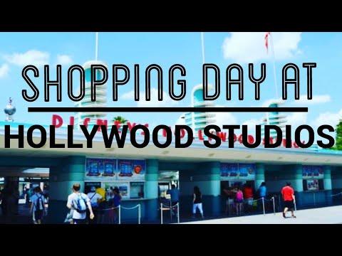 Shopping at Disneys Hollywood Studios!