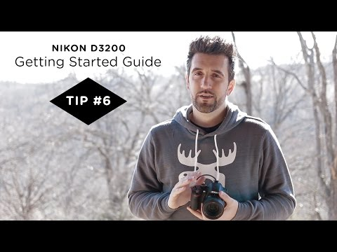 Nikon D3200 Guide - Tip #6 - How to Get Pinpoint Accurate Focus