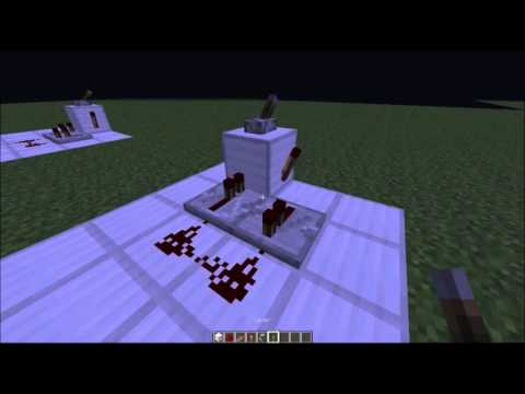 Minecraft 1.8.9 How to make a sentry gun #gunit