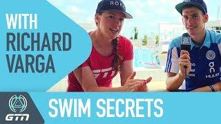 Pro Triathlete Swim Secrets With Richard Varga   Triathlon Swimming Tips