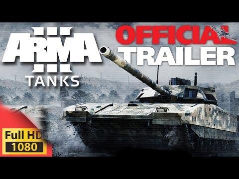 ARMA 3 DLC Free Tanks Update - PC Exclusive