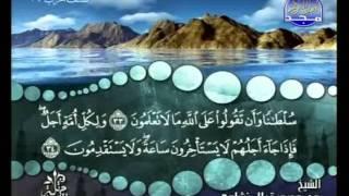المصحف المرتل للشيخ محمد صديق المنشاوى | الجزء ( 8 )