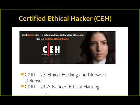 CNIT 123 Ch 1: Overview & Ch 2: TCP/IP (Part 1)
