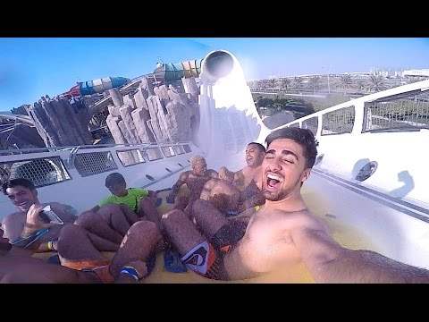 WORLDS LARGEST WATER PARK !!!