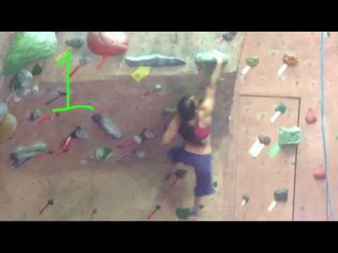 Rock Climbing Finger Strength on Speed - Building Contact Strength