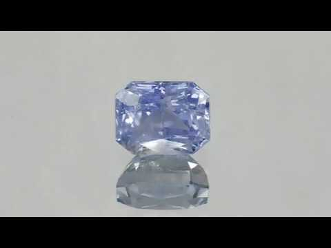 10.59-Carat Unheated Eye-Clean Lively Blue Sapphire from Ceylon