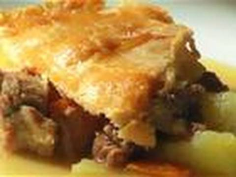 How To Make Meat And Potato Pie