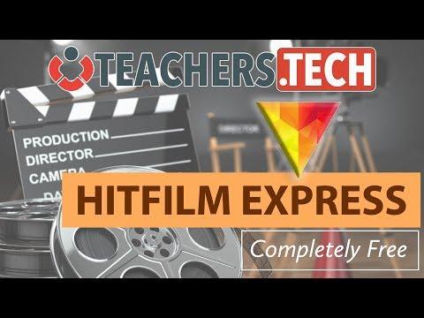 Hitfilm Express 4 2018 Tutorial
