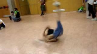 Training In Terrassa (still Young Kiz I Kiler .lunaticks Crew)