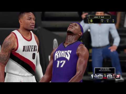 NBA 2K16 Mycareer Kobe In The Clutch Part 1 PS4 Gameplay