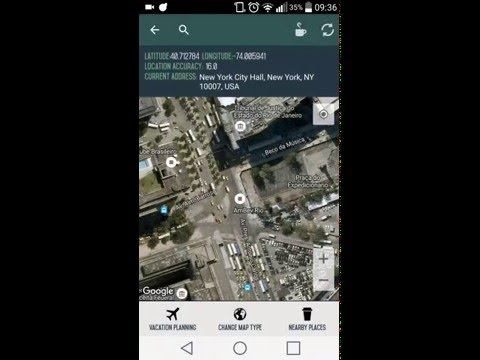 Best Map app : Streetview for android